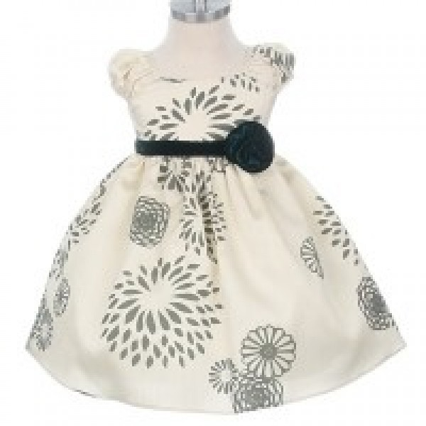 sweet-kids-3046-cream-grey-with-green-bow-girls-party-dress